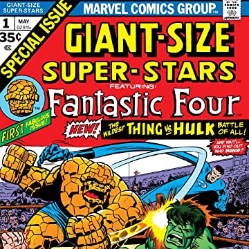 Giant Size Super-Stars (1974)