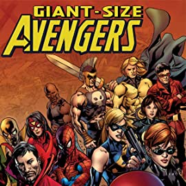 Giant Size Avengers Special (2007)