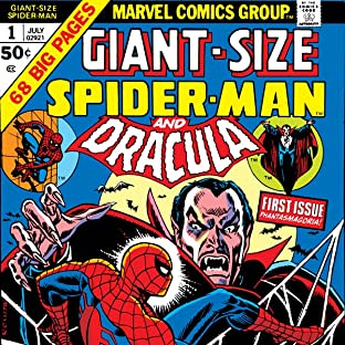 Giant Size Spider-Man (1974-1975)
