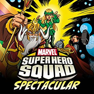 Super Hero Squad Spectacular (2011)