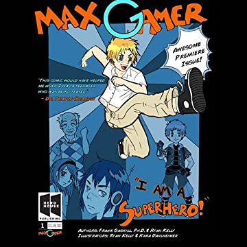 Max Gamer: Aspie Superhero: Aspergers is Awesome!