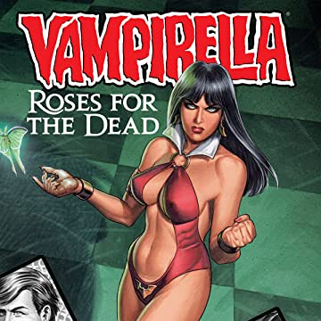 Vampirella: Roses For Dead