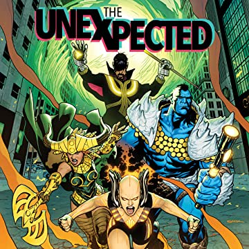 The Unexpected (2018-2019)