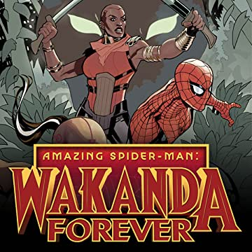 Amazing Spider-Man: Wakanda Forever (2018)