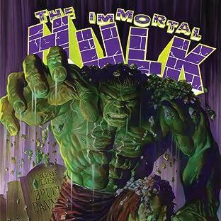 Immortal Hulk (2018-)