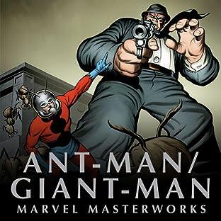 Ant-Man/Giant-Man Masterworks