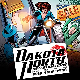 Dakota North (1986-1987)