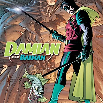 Damian: Son of Batman (2013-2014)