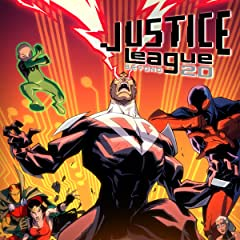 Justice League Beyond 2.0 (2013-2014)