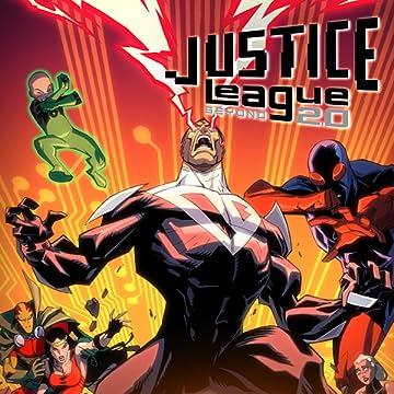 Justice League Beyond 2.0 (2013-2014)