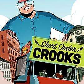 Short Order Crooks, Vol. 1: Recipe for Disaster