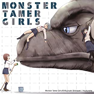 Monster Tamer Girls