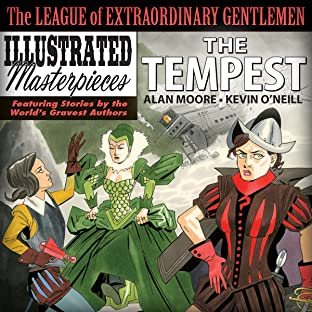 The League of Extraordinary Gentlemen: The Tempest