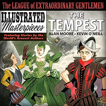 The League Of Extraordinary Gentlemen Comic Book