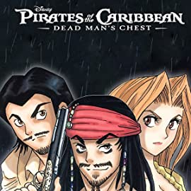 Disney Manga: Pirates of the Caribbean