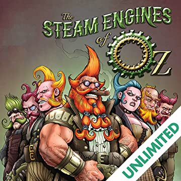 The Steam Engines of Oz : The Geared Leviathan