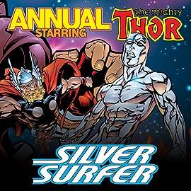 Silver Surfer / Thor '98 Annual