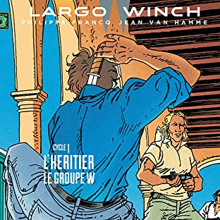 Largo Winch Diptyque