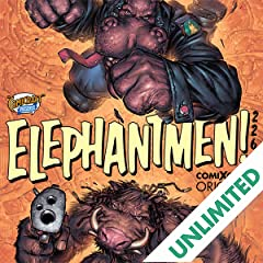 Elephantmen 2261 (comiXology Originals)