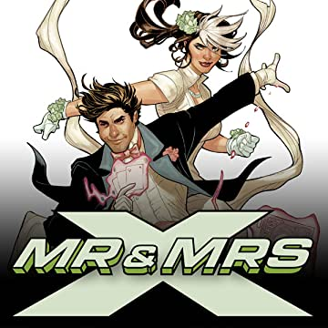 Mr. and Mrs. X (2018-)