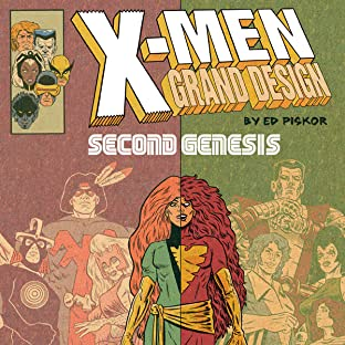 X-Men: Grand Design - Second Genesis (2018)