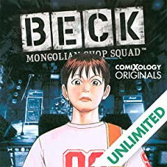 BECK (comiXology Originals)