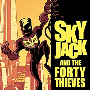 SkyJack and the Forty Thieves