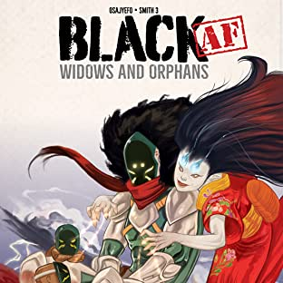 BLACK [AF]: Widows And Orphans