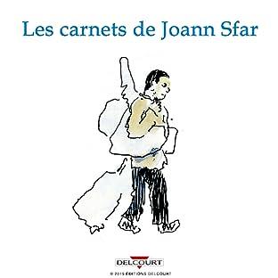 Carnets de Joann Sfar - Je t'aime ma chatte
