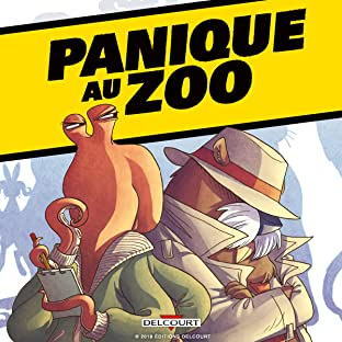 Panique au Zoo