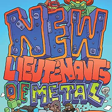 New Lieutenants of Metal