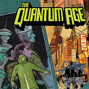 Quantum Age: From the World of Black Hammer