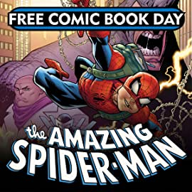 Free Comic Book Day 2018: Amazing Spider-Man/Guardians Of The Galaxy
