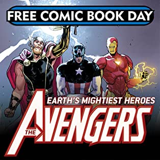 Free Comic Book Day 2018: Avengers/Captain America