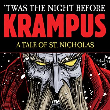 'Twas the Night Before Krampus
