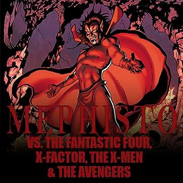 b235270bd1 Mephisto Vs. (1987) Digital Comics - Comics by comiXology