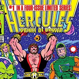 Hercules: Prince of Power (1984)