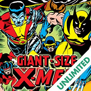 Giant-Size X-Men (1975)