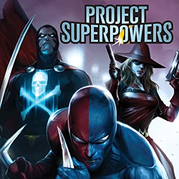 Project Superpowers Vol. 2