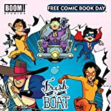 BOOM! FCBD 2017: Fresh Off the Boat