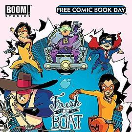 BOOM! FCBD 2017: Fresh Off the Boat