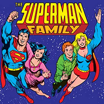 Superman Family (1974-1982)