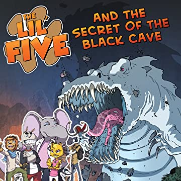 The Lil' Five: Secret of The Black Cave