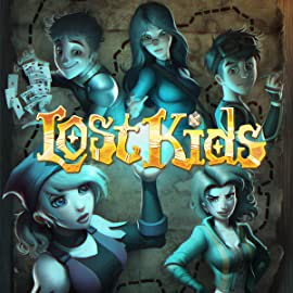 The Lost Kids, Vol. 1: Seeking Samarkand