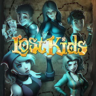 The Lost Kids, Tome 1: Seeking Samarkand