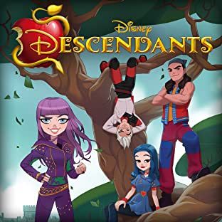Descendants: Twisted Field Trip