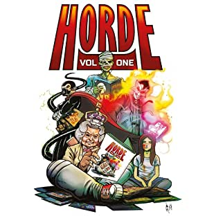 Horde Comics Anthology