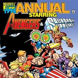 Avengers / Squadron Supreme Annual '98