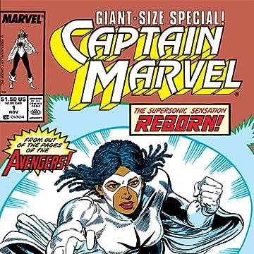 Captain Marvel (1989)