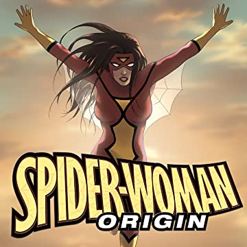 Spider-Woman: Origin